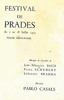 Anna096a - Prades Festival Program - 2 to 18 July 1955